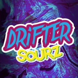 Drifter Sourz Shortfills 100ml