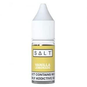 Salt E-liquid Vanilla Lemonade
